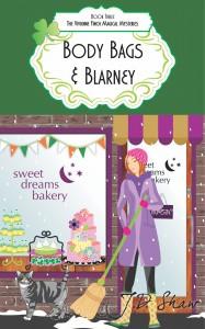Body Bags & Blarney eBook Cover